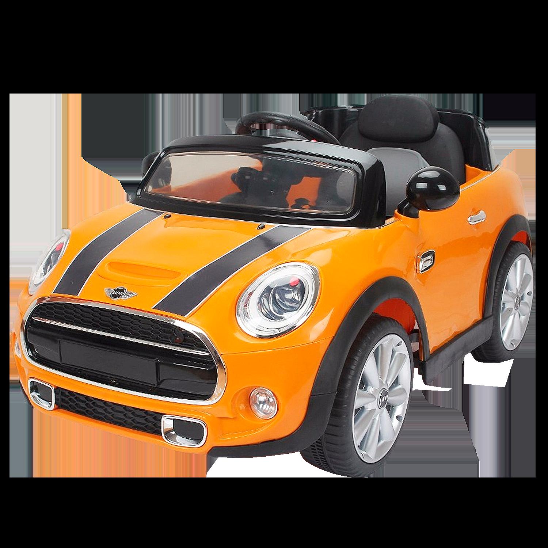 электромобиль Jе195 Mini Hatch лицензия 12v купить по цене 11483